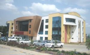 Co-operative Insurance Corporation (C.I.C) Plaza