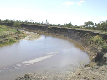 he Baseline Survey on Proposed Project for Formulation of an Integrated Watershed Management Plan for Nyando River Basin