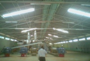 Itumbe Tea Factory