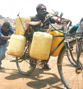 Nairobi City Water Distribution Networks