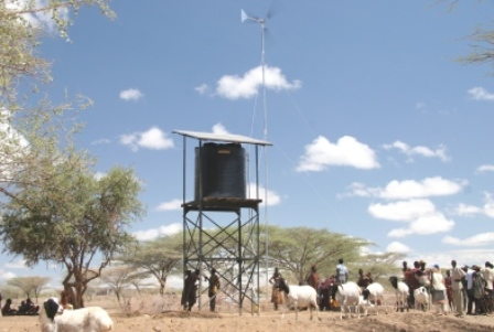 Rehabilitation of Water Facilities in Marsabit Town