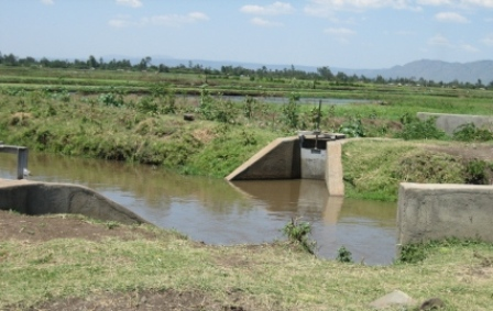 Kenya Natural Resources Management Project - Irrigation and Drainage Sector Institutional Reform Consultancy (Irrigation Policy 2009)