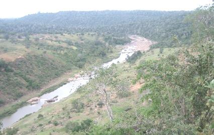 Mwache Dam Design