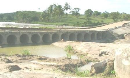 Baricho Dam Design