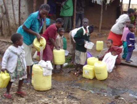Technical Assistance to Implementation of Rift Valley Water Supply & Sanitation Programme
