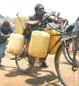 Nairobi City Water Distribution Networks